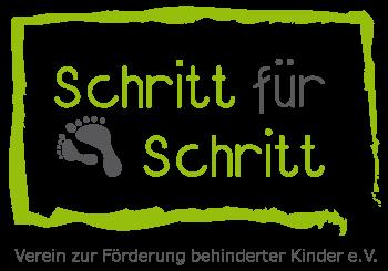 Schritt für Schritt – Verein zur Förderung behinderter Kinder Logo