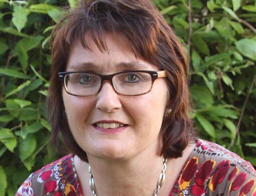 Andrea: Schriftführer Stv.  Schritt für Schritt