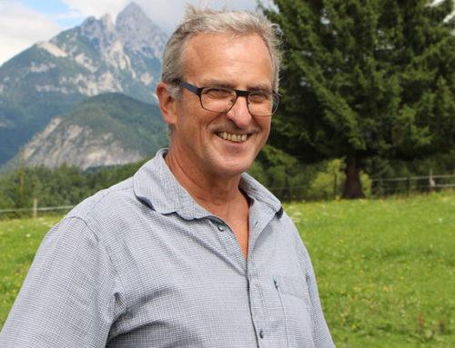 Herbert: Pächter Therapiebauernhof Lilienhof