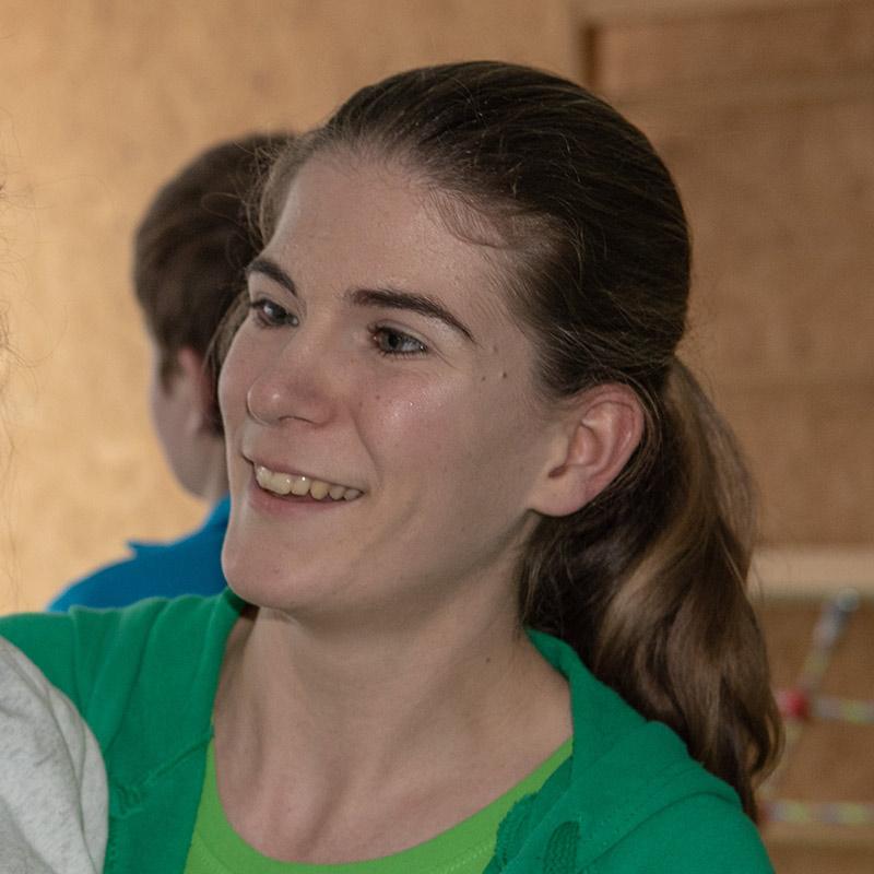 Physiotherapeutin für Kinder Elisabeth