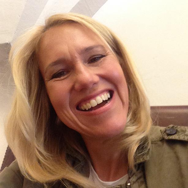 Christine Schriftführerin bei Schritt für Schritt