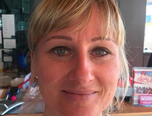 Gitti: Obfrau Stv.  Schritt für Schritt