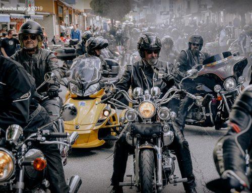 Motorradweihe 2019