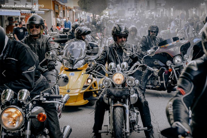 Motorradweihe 2019 wörgl