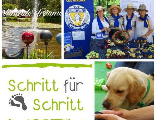 Blühende Träume – Tiroler Gartenausstellung 2019