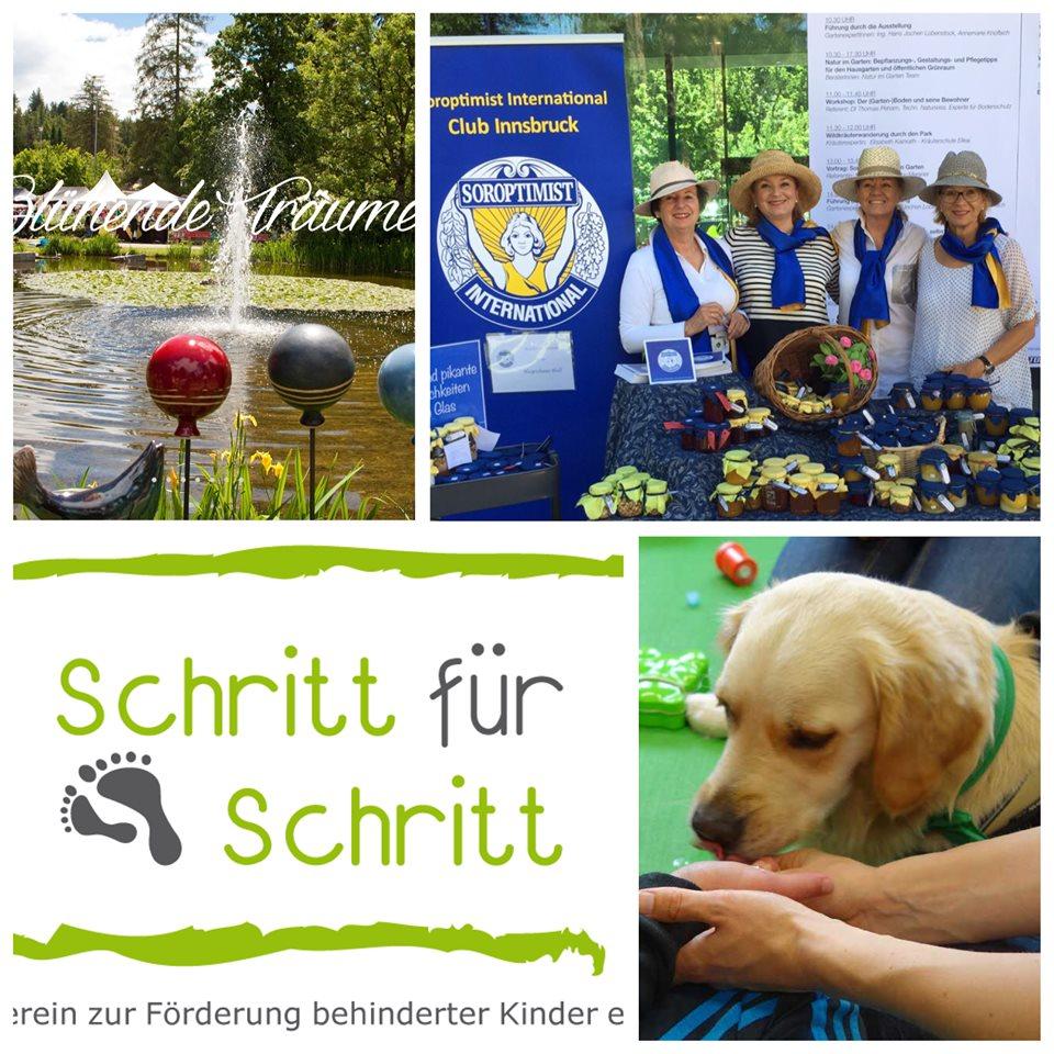 Tiroler Gartenausstellung Igls 2019