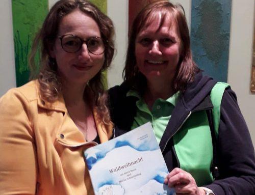 Kinderbuch  zugunsten von Schritt für Schritt bei Bücherei Zangerl erhältlich
