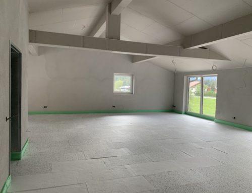 Unsere neuen Räume nehmen Form an!