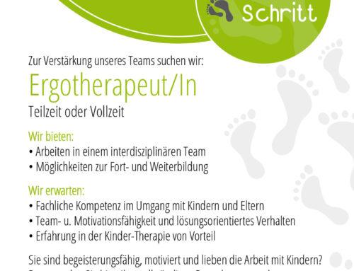 Ergotherapeut/In gesucht