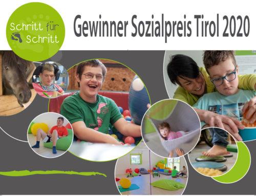 Sozialpreis Tirol 2020