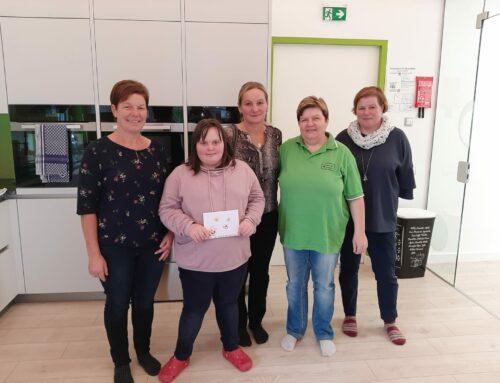 Westendorfer Bäurinnen spenden an Schritt für Schritt
