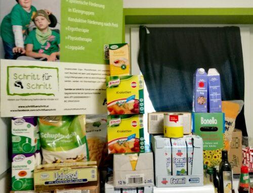 Rettet die Lebensmittel EUROGAST RIEDHART
