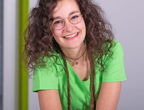 Myriam: Ergotherapeutin für Kinder